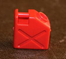 Playmobil accessoire vintage jerrican rouge voiture station service 3520 ref cc