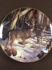 Nervous Suitor Danbury Mint Collectors Plate