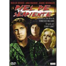 Piel de serpiente (The Fugitive Kind) (DVD Nuevo)