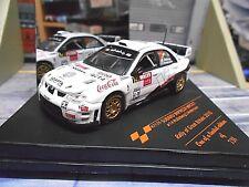 SUBARU Impreza WRC 07 2010 #14 Ostberg Rallye Wales WM Coca Cola Vitesse S 1:43