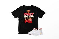 Only God Can Judge Me Graphic T-Shirt To Match Jordan 12 Retro Fiba 2pac Lyrics