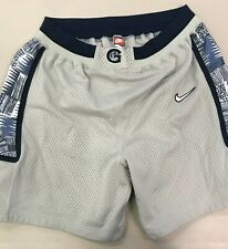 Nike Georgetown Size 36 Authentic NCAA Shorts Light Use 90s-00s Basketball RB