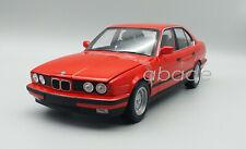 BMW 535i (E34) 1988 Rot Modellauto 1:18 Minichamps 100024006 NEU & OVP!