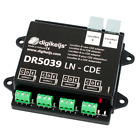 DIGIKEIJS DR5039 - LocoNet to CDE Adapter - WORKS WITH DIGITRAX, ROCO, LENZ, ETC