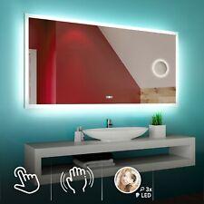 Boston ILLUMINATO LED specchio del bagno personalizzato misuraVARIANTI