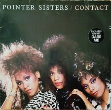 Pointer Sisters - Contact - Vinyl LP 33T
