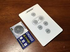 New White Bose SoundDock I Remote  for SoundDock Series 1 (US Seller)