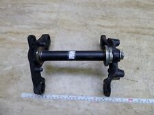 1980 Yamaha DT100 Enduro Y685. triple tree steering stem clamp yoke