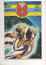 Miracleman #16 1989 Last Alan Moore Issue Low Print Run $1.95 Cover! Olympus! Vg
