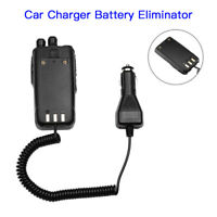 12V Car Battery Eliminator For AnyTone AT-D878UV 868UV Dual Band Two Way Radio