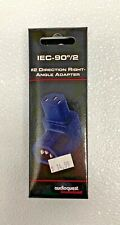 AudioQuest IEC90/2 Female to Right Angle Male adaptor IEC Adapter