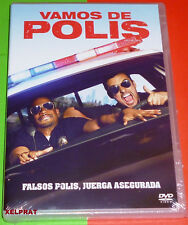VAMOS DE POLIS / LET´S BE COPS -English Español- DVD R2 Precintada