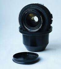 Carl Zeiss Distagon f/2.8 35mm PL-MOUNT LENS ARRIFLEX ARRI Red One 35MM
