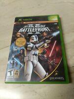 Star Wars Battlefront II Microsoft XBOX LucasArts