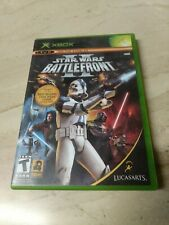 Star Wars Battlefront II Microsoft XBOX LucasArts