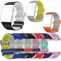 Silicone Replacement Sport Bracelet Watch Strap Wristband Band For Fitbit Ionic