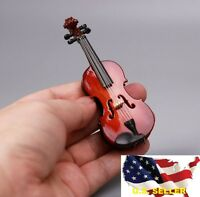 1/6 Violin Musical instrument Sherlock Holmes for HOT TOYS Phicen ❶US Seller❶