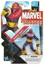 MARVEL UNIVERSE 2013 Collection_BARON ZEMO 3.75 inch action figure_Series #5_MIP