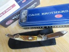 Case Brothers Baby Butterbean ANTIQUE 62132 SS BN Bone 07334 USA Tin, Sheath2005