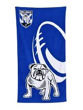 NRL Canterbury Bulldogs Beach Towel Bath Towel