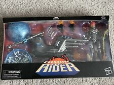 """Marvel Legends Series Cosmic Ghost Rider with Motorcycle Deluxe 6"""" New Unopened"""