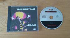 The Sensational Alex Harvey Band Delilah 1994 Euro CD Album Blues Hard Rock