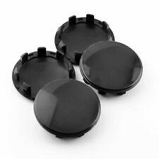 "4pcs 2.38"" 2 9/32 Wheel Hub Center Caps Black Fit for 52960-3W200 6005879-00-A"