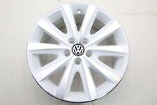 Original VW Polo 6R Alufelge Einzelfelge 16 Zoll Syenit 6R0601025N Felge