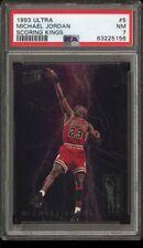 1993 Fleer Ultra Scoring Kings #5 Michael Jordan PSA 7 Free Shipping!