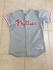 Jimmy Rollins Signed PHILADELPHIA PHILLIES XL Jersey PSA/DNA Quick Opinion