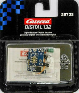 Carrera Digital 132 Slot Car Decoder 26732 CRA26732