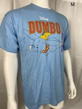 BOYS' Dumbo Stay Fly short sleeve heathered blue shirt XS S M L XL