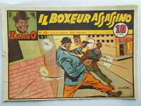 il boxeur assassinozamboalbi di fulmine serievulcania301946 fumetti solini