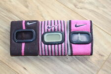 NIKE CUFF WRISTBAND SPORT RUNNER WORKOUT WATCH PURPLE/PINK WC0041