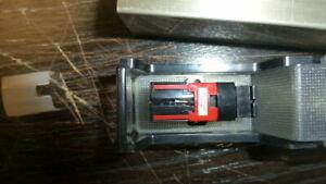 "Panasonic EPC-451C ""Strain Gauge"" cartridge!!  with NOS Shibata stylus!"