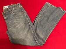 Women's Levi's Low Rise Bootcut Jeans Light Wash 10M 10 Medium Woman Ladies