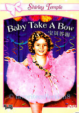 Baby Take a Bow (1934) - Shirley Temple, James Dunn - DVD NEW