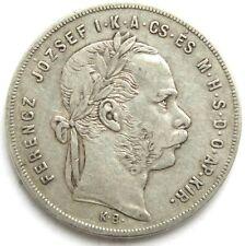 1 Forint 1872 KB, Franz Joseph I. (1848-1916)