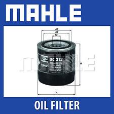 Mahle Oil Filter OC313 - Fits Volvo S40, V40 - Genuine Part