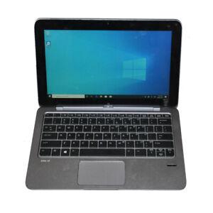 HP Elite x2 1011 G1 2In1 Laptop Intel M-5Y71 CPU 8G RAM 256G SSD TouchScreen
