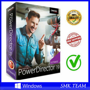 PowerDirector CyberLINK19 Ultimate 💥For Windows (X64)✅Full Version Activated 🔥