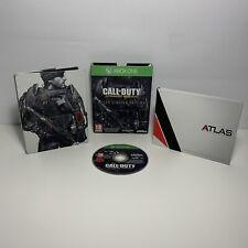 Call Of Duty : Advanced Warfare XBOX ONE 1 Atlas Steelbook Limited Edition Game