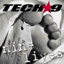 """TECH-9 """"NINE LIVES""""  CD -------19 TRACKS------- NEU"""