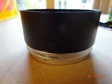 Genuine Canon 60 mm Lens Hood:: Free UK Post::