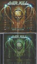 CD--OVER KILL--THE ELECTRIC AGE   DOPPEL-CD