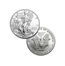 "One 2014 ""Brilliant Uncirculated"" American Silver Eagle (14use)"