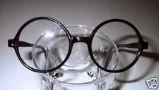 Vintage Style Eyeglasses Round Tortoise Shell