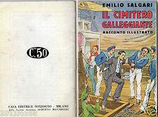 rare books emilio salgari racconti illustrati # 55 adventures first edition 1936