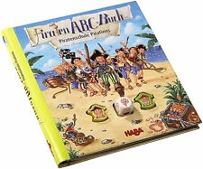 HABA Piraten ABC Buch 5399 Piratenschule Piratinos Ab 6 Jahre +BONUS