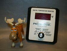 Pneumatech Digital Temperature Monitor 6 Settings Used